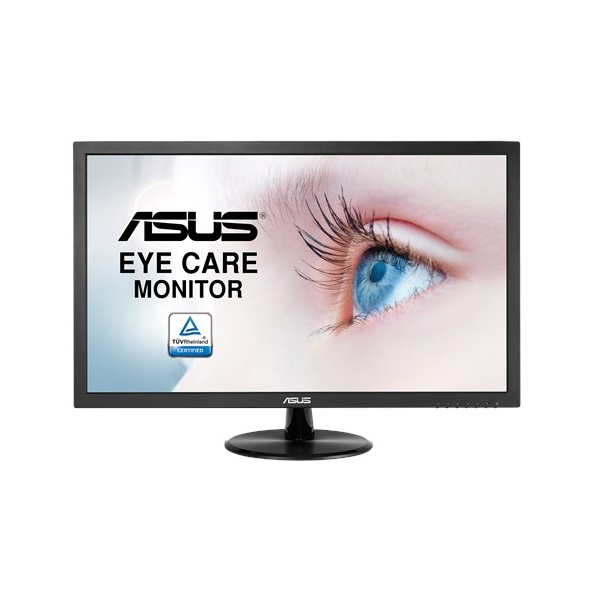 "ASUS VP228DE LED Monitor 21.5"" 1920x1080, D-Sub (VP228DE)"