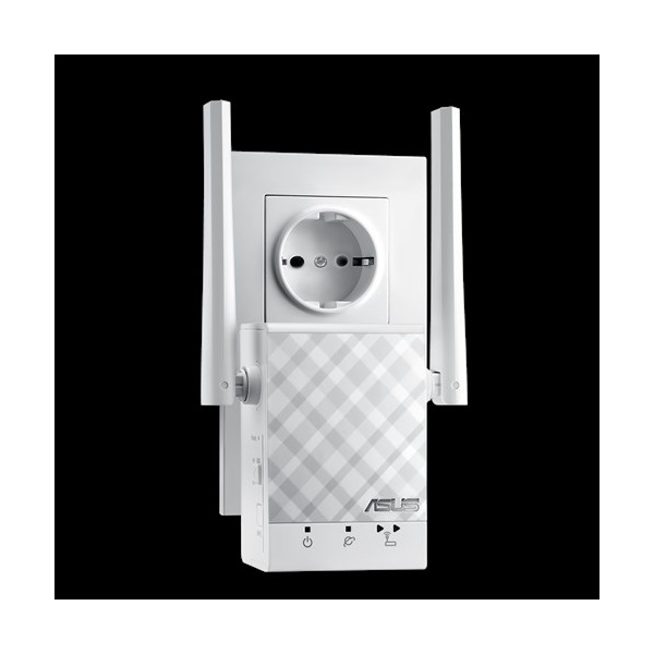 ASUS Wireless Repeater AC750 - RP-AC51 - Dual Band (RP-AC51)