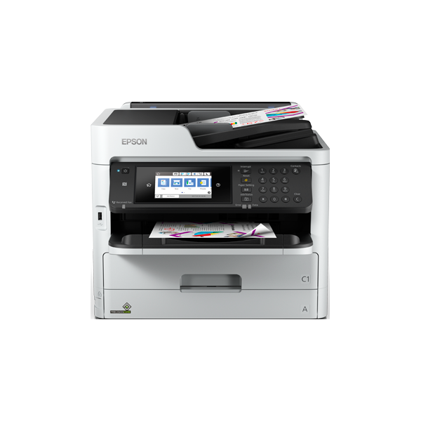 Epson WorkForce Pro WF-C5790DWF PCL Színes Mfp DM (C11CG02401)