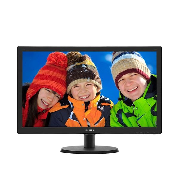 "Philips monitor 21.5"" - 223V5LHSB2/00 1920x1080, 16:9, 200 cd/m˛, 5ms, VGA, HDMI (223V5LHSB2/00)"