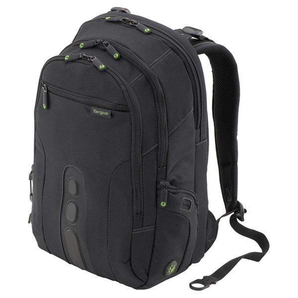 "TARGUS Notebook hátizsák TBB013EU, EcoSpruce™ 15.6"" Backpack - Black (TBB013EU)"