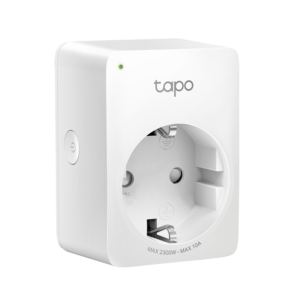 TP-LINK Okos Dugalj Wi-Fi-s, Tapo P100(4 PACK) (TAPO P100(4 PACK))