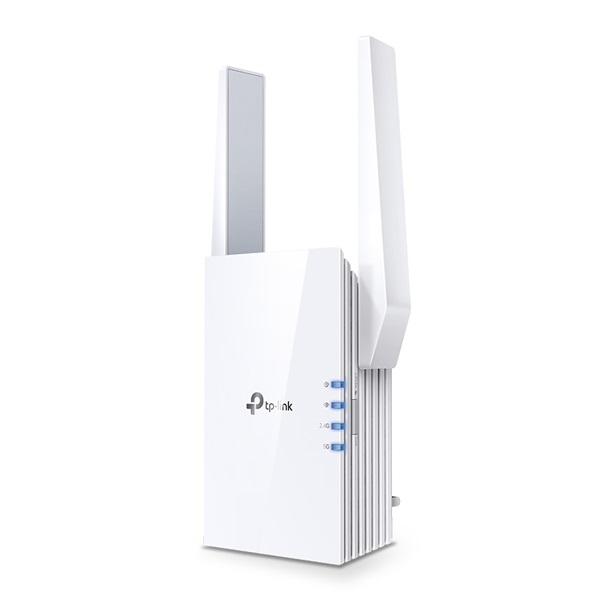 TP-LINK Wireless Range Extender Dual Band AX1800, RE605X (RE605X)